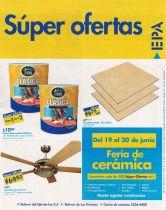 EPA promociones en Piso ceramico ROMA ARENA 6.73 de dolar