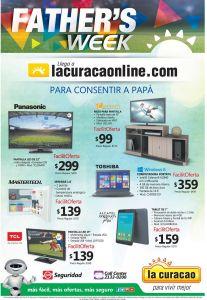 FATHERS WEEK offers Tienda online LA CURACAO el salvador