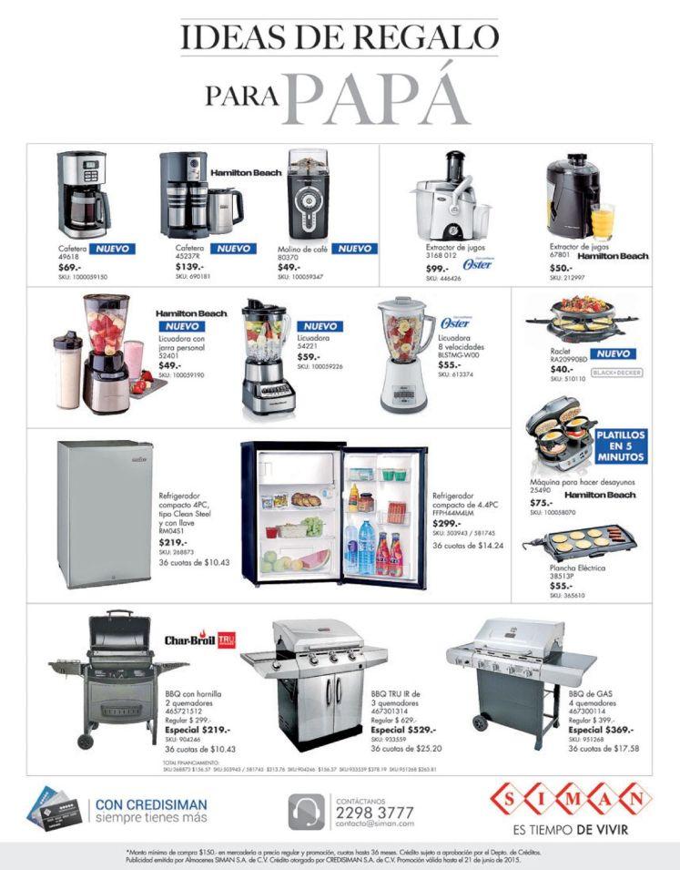 GIFTS ideas for DADDY hogar cocina bar