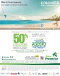 Hasta 50 OFF en paquetes de vacaciones playas de COLOMBIA