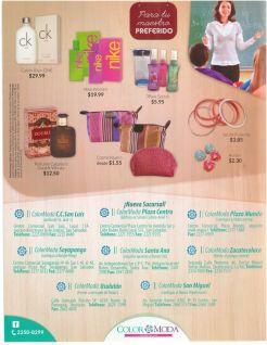 Lociones y accesorios para el hogar PROMOCIONES color moda el salvador