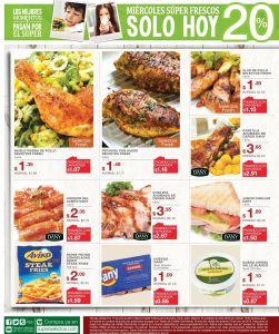 MIercoles super frescos con ofertas selectos - 10jun15