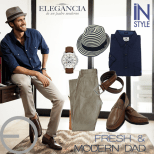 OUTFIT apparel for modern and elegant DAD