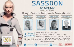 SASSON academy centro de formacion de estilistas