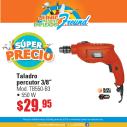 Super precio taladro percutor BLACK and decker en FREUND