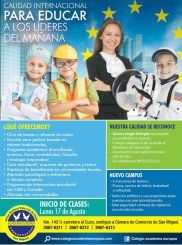 clases de ingles para ninos KIDS lear english