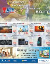 descuentos PRADO and SONY days for DAD - 12jun15