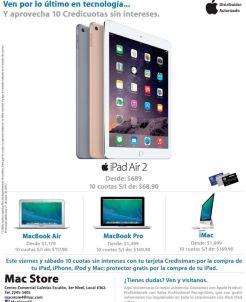 iPAD air deal mac store promotions