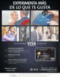 new benefits VISA credit card