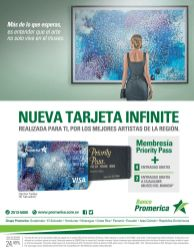new credit card INIFINITE member priortity pass