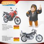 si buscas una moto TROPIGAS tiene buenas ofertas