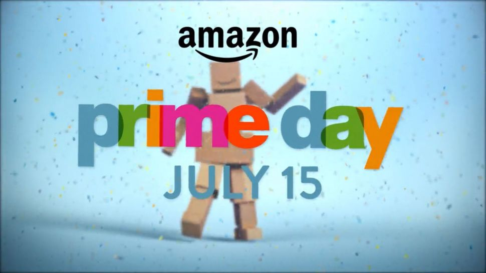 15 JULY prime day by amazon