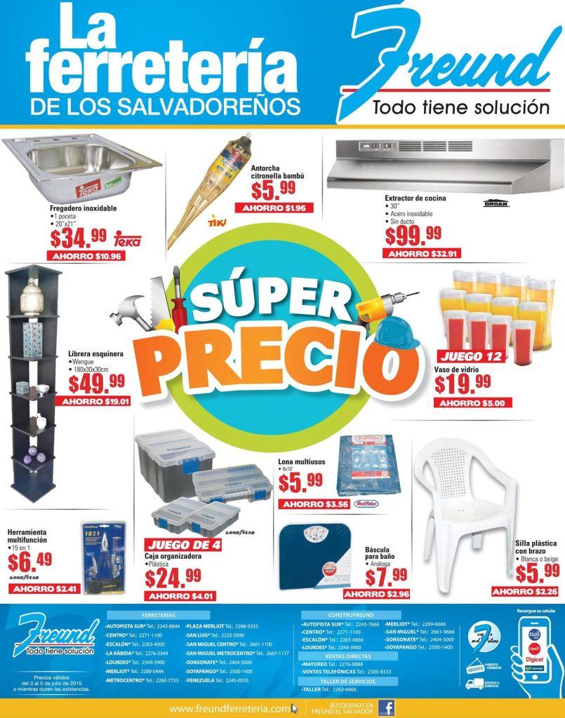 Adonde comprar acceosrios para tu hogar FREUND - 03jul15