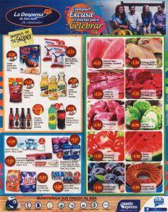 Delicias en frutas y verduras a tu mesa LA DESPENSA - 10jul15