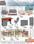 El placer del descanso y trabajo con muebles adecuados