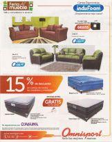 Estos muebles y descuentos te esperan en CONSUMA via OMNISPORT