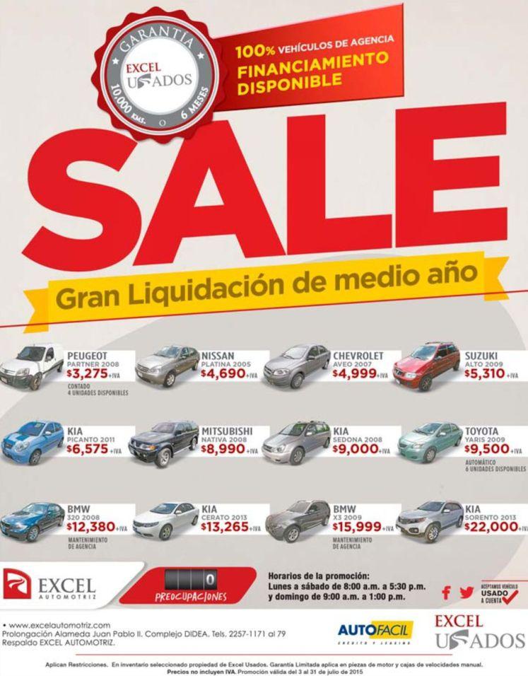 Excel venta de carros usados TOYOTA YARIS 2009