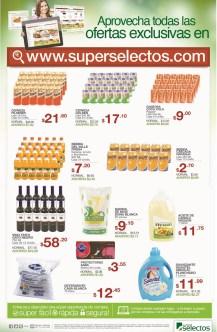 Exclusivas ofertas por mayor en superselectos.com store