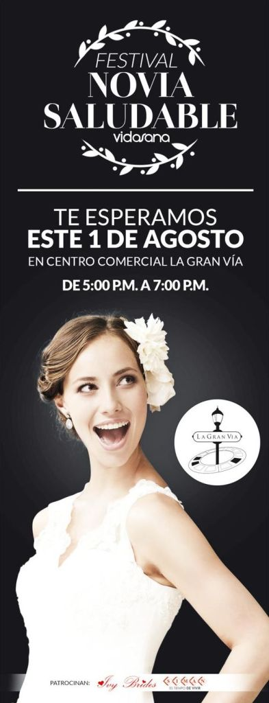 Festival NOVIA saludable bridal deals and ideas