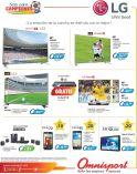 Fin de semana PARA comprar productos electronicos LG - 04jul15