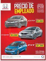 HONDA civic and city deals cars savings
