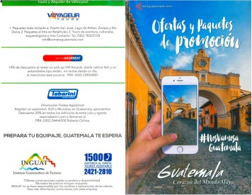 Promotions GUATEMALA rent a car services