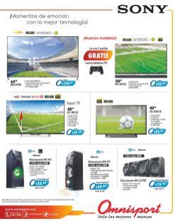 SMART TV deals SONY technology - 17jul15