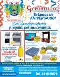 Sorpresas y precios en oferta de aniversario comercial portillo - 17jul15