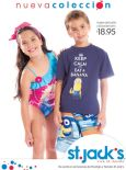 St jacks KIDS apparel wear MINIONS series