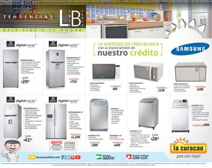 TREND for electric devices for HOME disponibles en LA Curacao
