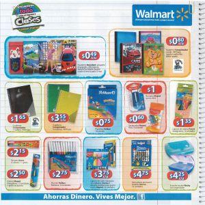 Walmart regreso a clases julio agosto 2015 - pag4