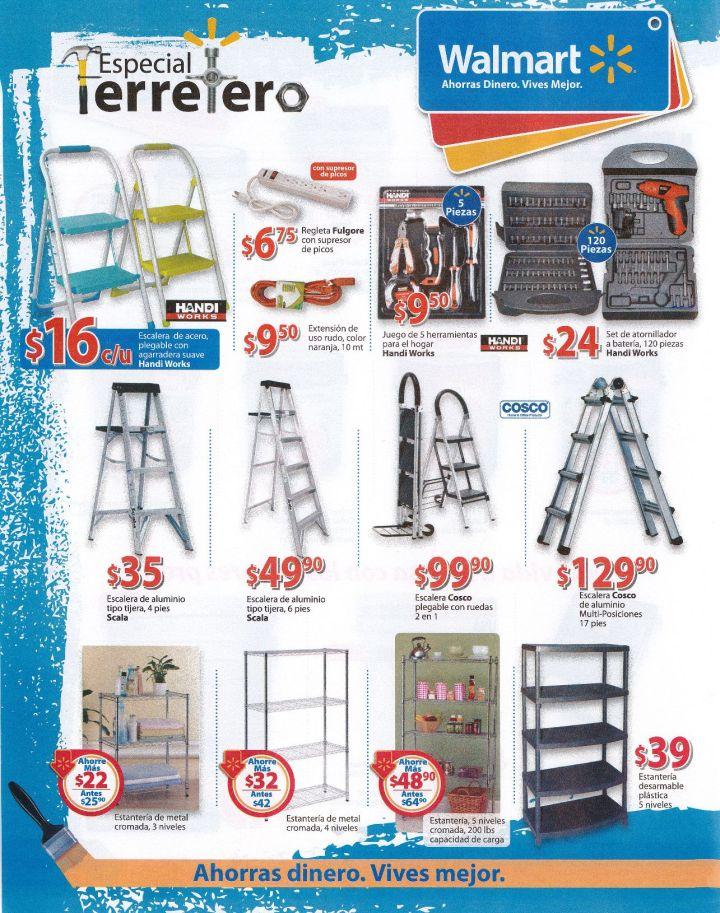 julio - agosto 2015 Especial Ferretero WALMART almacenes - pag3