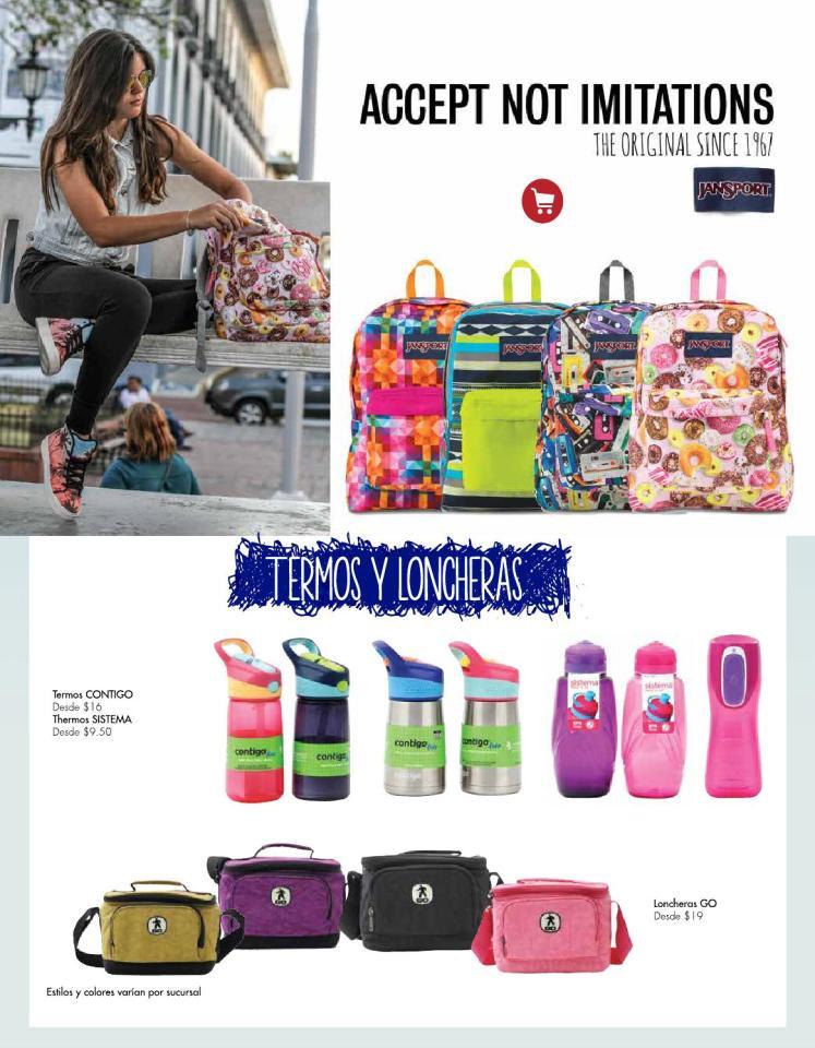 magazine BACK TO SCHOOL deals supplies