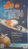 Aventura galactica PLANETARO show multiplaza