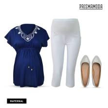 Azul un color perfecto para tu look casual