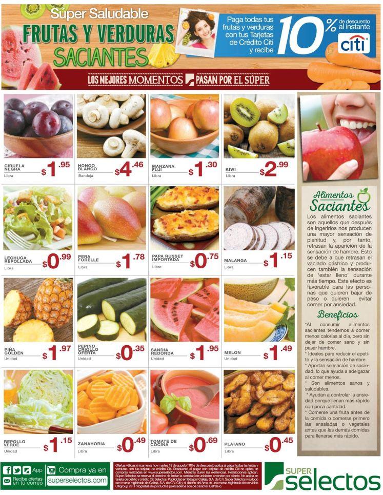Beneficios de los alimento saciantes en tu vida