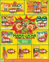 COMBOS de productos snacks y boquitas