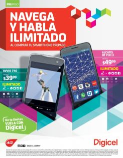 DIGICEL smartphone android cheaper 39 dolares
