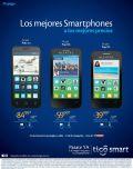 Escoge la mejor linea de alcatel smartphone con tigo