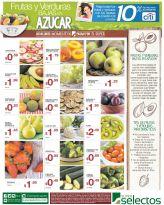 Frutas y Verduras bajas en azucar TIPS para diabeticos