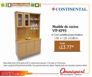 Muebles de cocina con parilla para trastes en OMNISPORT