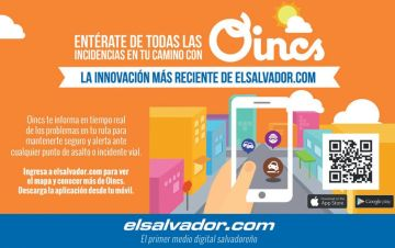 OINCS Alternativa a Alertux el salvador