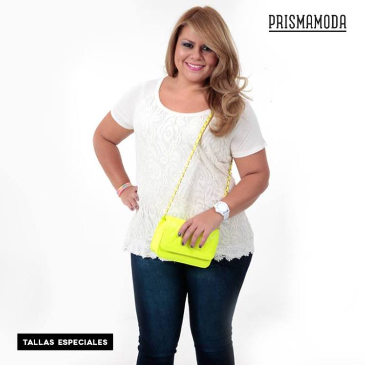 PLUS sizes para damas elegantes PRISMA MODA