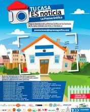 Participa y gana TU CASA ES noticia premios gracias a la prensa grafica