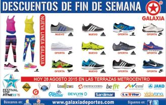 Sport deals weekend GALAXIA DEPORTES