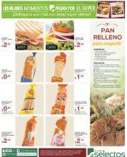 Super Selectos receta pan rellenos para compartir