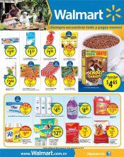 WALMART supermercado Siempre encuentras de todo y GASTAS MENOS - 28ago15