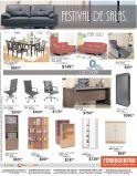 Festival del salas hogar y oficina furniture FERROCENTRO
