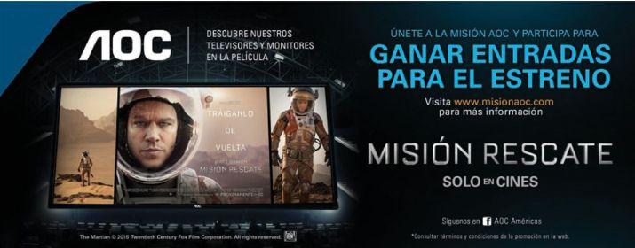 GANA entradas para el estreno de MISION RESCATE the movie