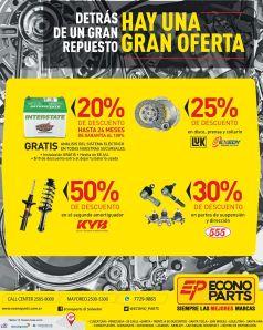 Grandes ofertas Grandes respuestos en ECONO PARTS